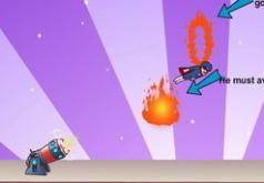 Игры Каскадер прыгун