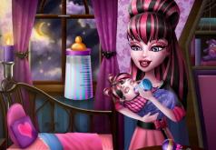 игры комнаты дочки дракулы
