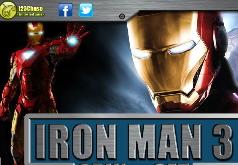 Игры Железный Человек 3 Головоломка