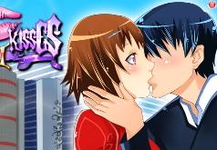 игры поцелуи с языком для мальчиков