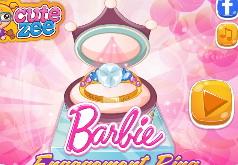 Игры Дизайн кольца Барби