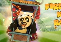 игры кунг фу панда покатушки