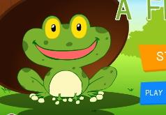 игры для девочек приключения лягушки