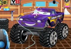 Игры Монстр на Автомойке