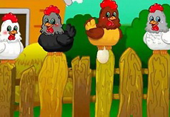 игра курочка несет яйца для детей