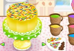 игры креативные тортики