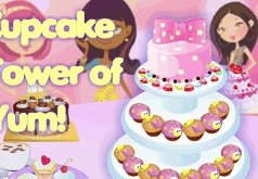 Игры Cupcake Tower of Yum Games