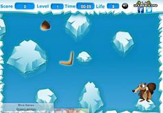 Игры Голодная белка Ледниковый период