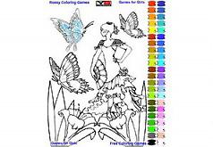 Игры Танец с бабочками