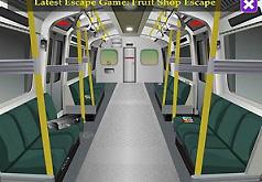 Игры побег из вагона поезда