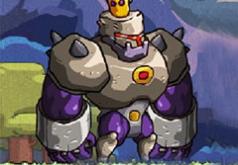 игры охрана короля