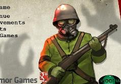 Игры зомби против инопланетян
