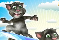 игры кота тома стрелялки пузырями