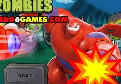 игры супергерои против зомби