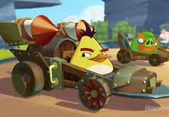Игры Злые птицы Чак гонщик