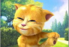 игры говорящий кот том рыжий