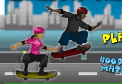 Игры Математический скейтбординг