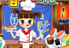 игры суши от амели