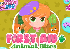 Игры First Aid Animal Bites