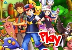 Спрятанные покемоны|игры поиск предметов|покемоны