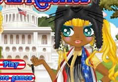 Игры Сью в Америке