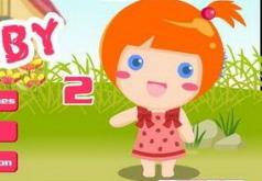 Игры Моя сладкая малышка 2