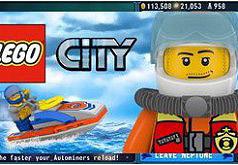 Игра Лего: На старт внимание огонь