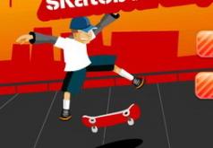 Игра Скейтбордист Ноэль