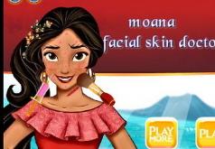 игры для девочек парикмахерская моана