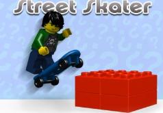 Игры лего скейтер