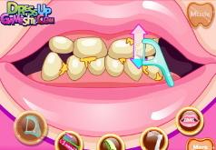 игры зубной барби