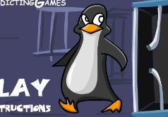 игры история пингвина