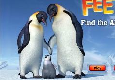 игры счастливые пингвины