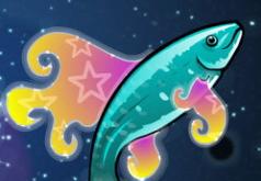 игры чудо рыбка