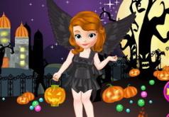 Игра София прекрасная Подготовка к Хэллоуину