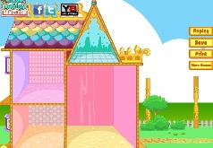 игры домик для кукол принцесс