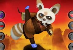 Игры одень кунг фу панду
