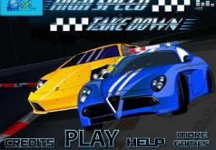 Игра Разборки на высоких скоростях