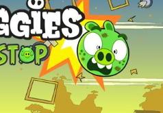 игры злые свиньи строить самолёты