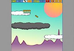 Игра Падшие ангелы: Бродилка в облаках