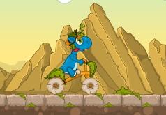 игры веселый динозаврик гизмо