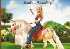 Игры барби на лошадях на ранчо