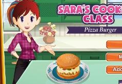 игры пицца бургер