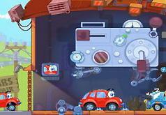 Игры Приключение машины