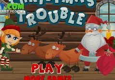 Игры Рождественские неприятности