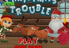 Игры Рождество в беде