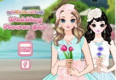 Игра Свадьба цветочницы
