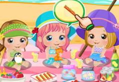 игры для девочек девочка на пляже бродилки