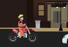 игры мотоциклетный подвиг наруто