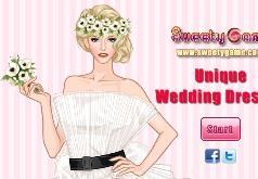 Игры Уникальные свадебные наряды